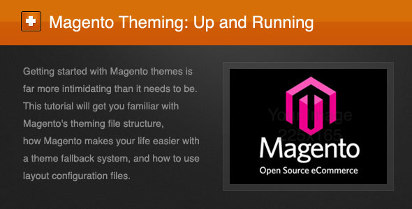 Magento: Up and Running - New on Premium