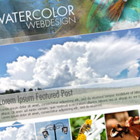 How to Code a Gorgeous Watercolor Website